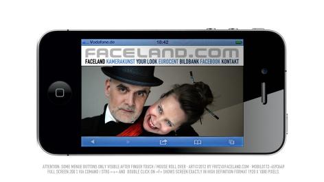 Faceland Logo Design