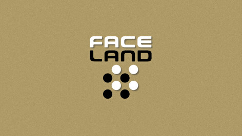 Faceland Logo Design