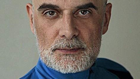 Fritz Brinckmann Portrait Indoor