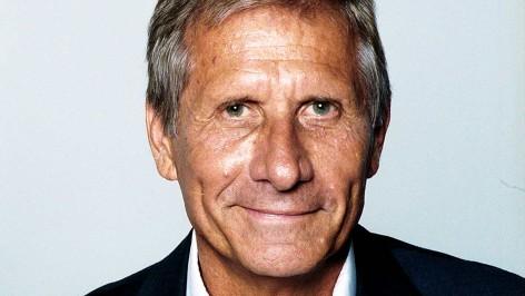 Ulrich Wickert Nachrichtensprecher Promi Fotos Portrait