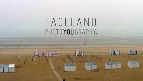 Faceland Landschaft Art